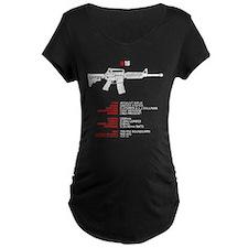 M16 infographic T-Shirt