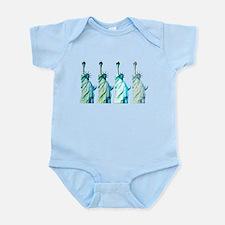 Liberty Infant Bodysuit
