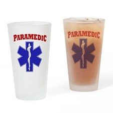 Paramedic Drinking Glass