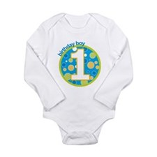 first birthday boy t-shirts Body Suit