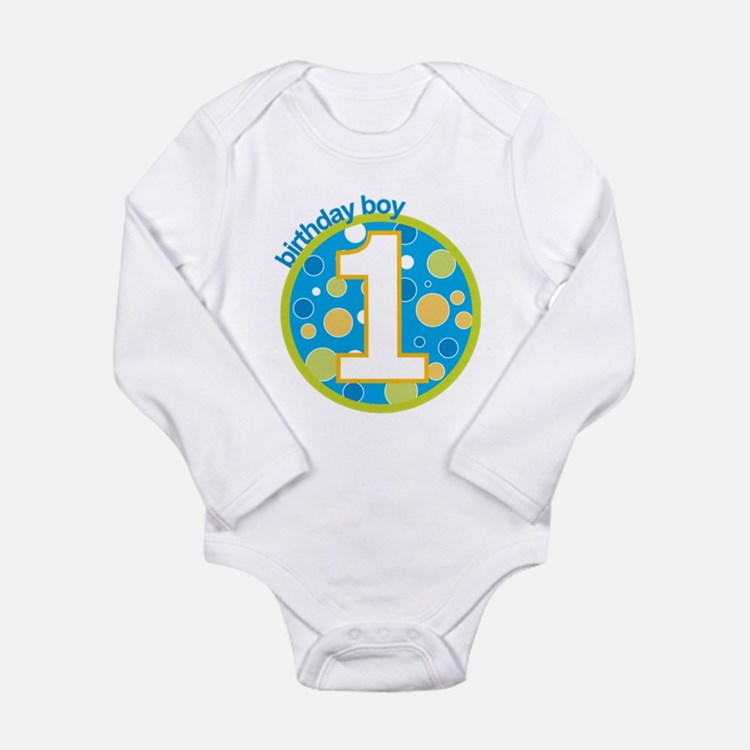 first birthday boy t-shirts Body Suit