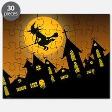 Spooky Halloween 2 Puzzle