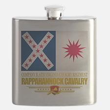 Rappahannock Cavalry Flask