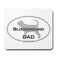 Bloodhound DAD Mousepad
