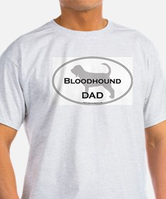 Bloodhound DAD Ash Grey T-Shirt