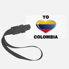 YOC CLOMBIA 0.png Luggage Tag