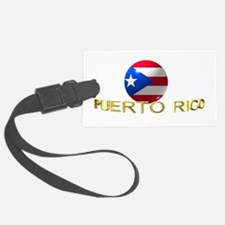PUERTO RICO redondo A.png Luggage Tag