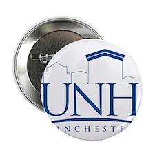 "UNH Manchester Line Art logo 2.25"" Button"