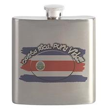 Costa Rica pura vida Flask