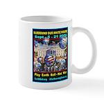 Earth Ball Unite Us All Mug