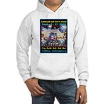Earth Ball Unite Us All Hooded Sweatshirt