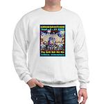 Earth Ball Unite Us All Sweatshirt