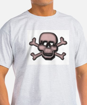 Pirate Stuff Ash Grey T-Shirt