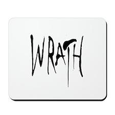 Wrath Mousepad