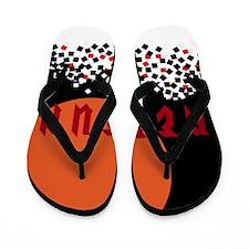 redsun Flip Flops