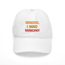 I need minions Baseball Cap