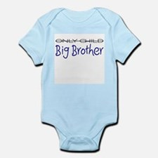 Only Child - Big Brother Body Suit