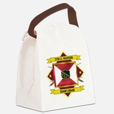 27th SCVl (Flag 5.1).png Canvas Lunch Bag