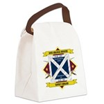 30th Arkansas Inf (Flag 5.1).png Canvas Lunch Bag