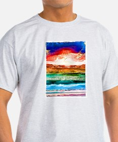 Rainbow tide T-Shirt