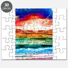 Rainbow tide Puzzle