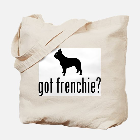 French Bulldog Tote Bag