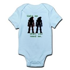 wakemewhenyouneedme Infant Bodysuit