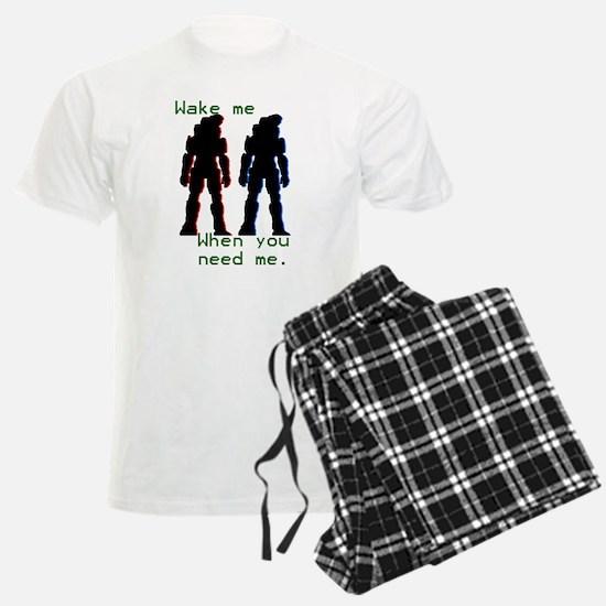 wakemewhenyouneedme Pajamas
