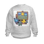 Jigsaw Puzzle Kids Sweatshirt