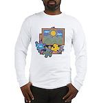 Jigsaw Puzzle Long Sleeve T-Shirt