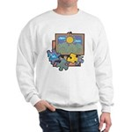 Jigsaw Puzzle Sweatshirt
