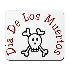 Dia De Los Muertos Mousepad