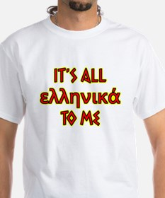 It's All Greek To Me Shirt