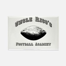 Uncle Rico's Footbal Academy Rectangle Magnet