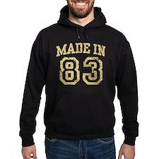 Made In 83 Hoodie