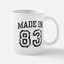 Made In 83 Mug