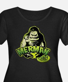 Cabin in the Woods Merman T
