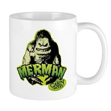 Cabin in the Woods Merman Small Mug