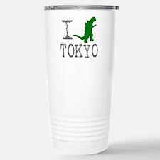 I Godzilla TOKYO (original) Travel Mug