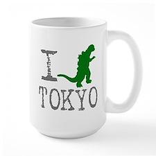 I Godzilla TOKYO (original) Mug