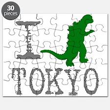 I Godzilla TOKYO (original) Puzzle