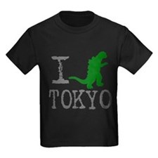 I Godzilla TOKYO (original) T