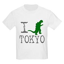 I Godzilla TOKYO (original) T-Shirt