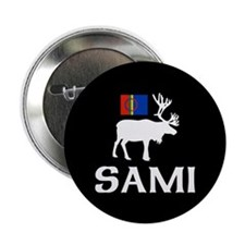 """Sami, the People of Eight Seasons 2.25"""" Button (10"""