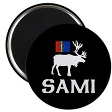 Sami, the People of Eight Seasons Magnet