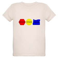 Hexagon, Octagon, Oregon T-Shirt