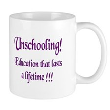 Unique Unschoolers Mug