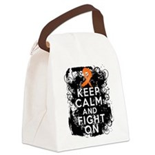 RSD Keep Calm and Fight On Canvas Lunch Bag