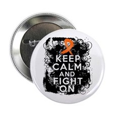 """RSD Keep Calm and Fight On 2.25"""" Button"""