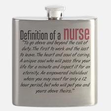Definition of a nurse Flask